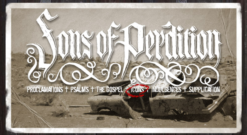 Artwork + Sons of Perdition +